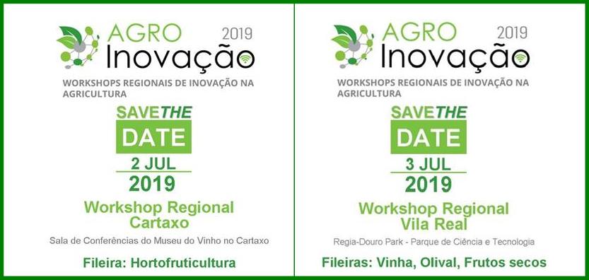 Workshops REGIONAIS 2019