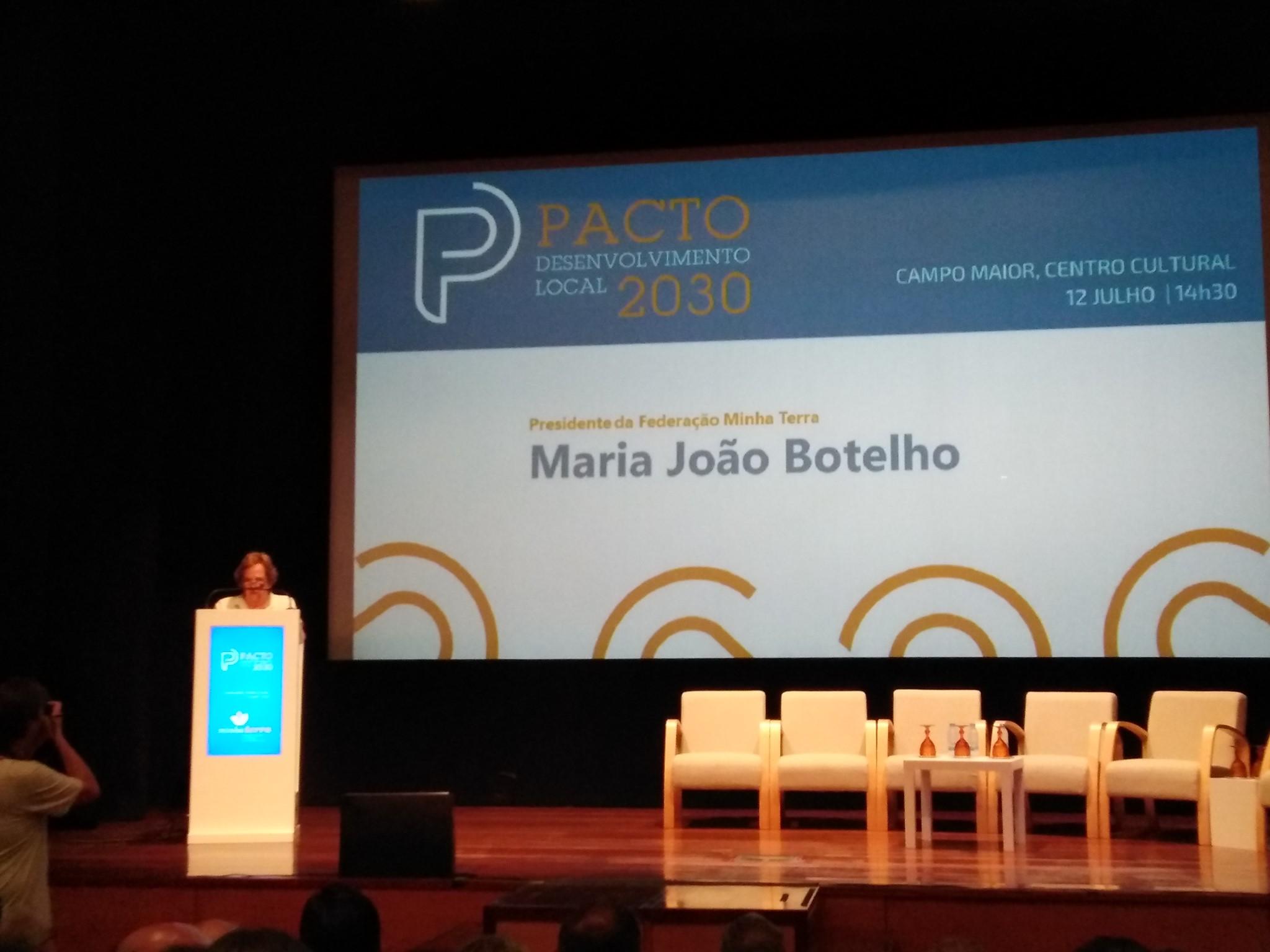 Pacto Desenvolvimento Local