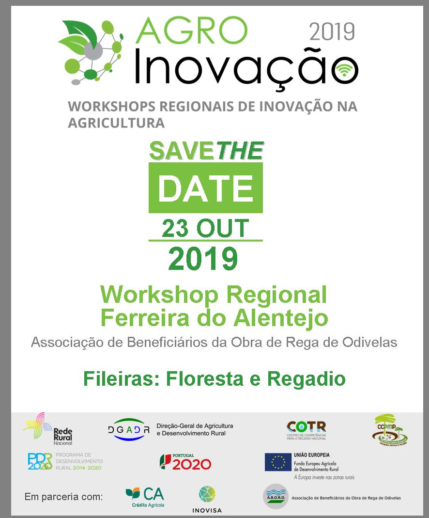 Workshop Ferreira Alentejo