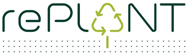 Replant logo