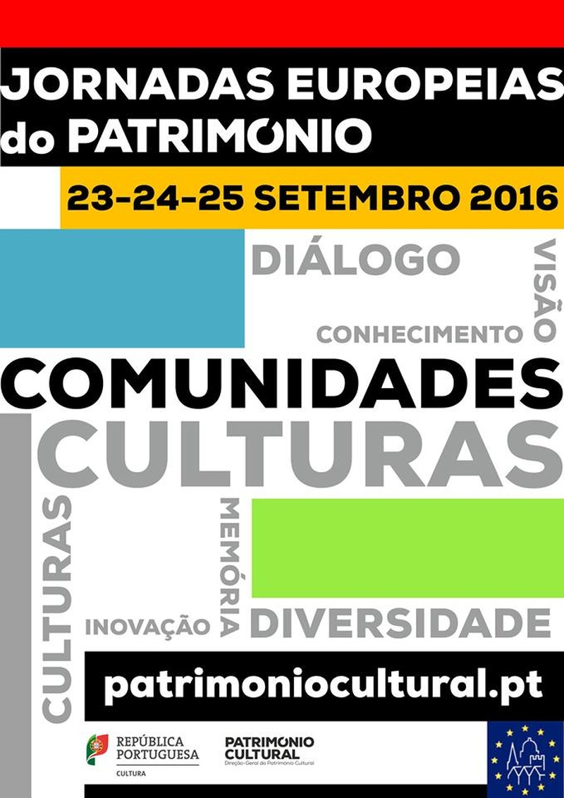 Jornadas Europeias do Património 2016