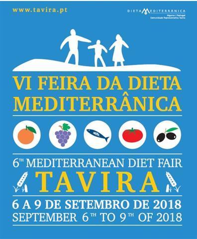 Feira Dieta Meditarreanica cartaz