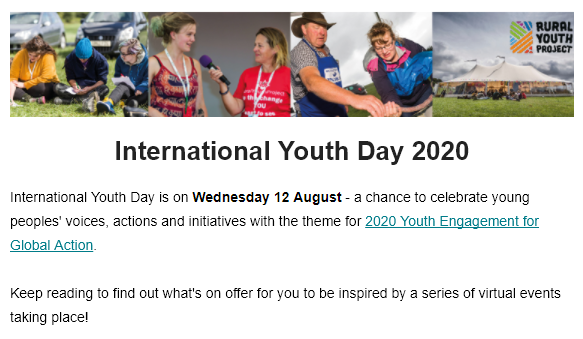 InternationalYouthDay2020