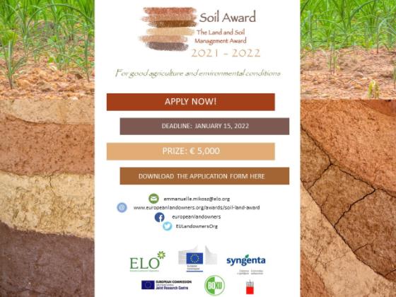 SoilAward
