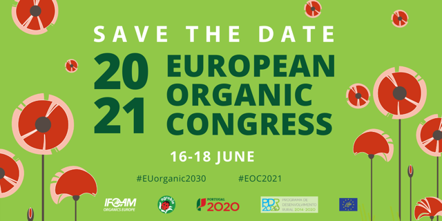 ifoameu events EOC2021 save the date banner for BIOFACH